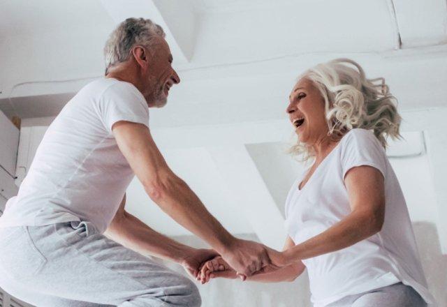 Mit Schwung in die Rente